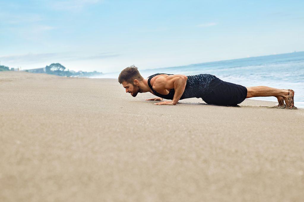 Training mit Körpergewicht